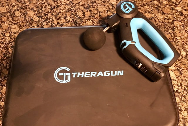 Theragun G2pro Is Portable Muscle Therapy For Endurance