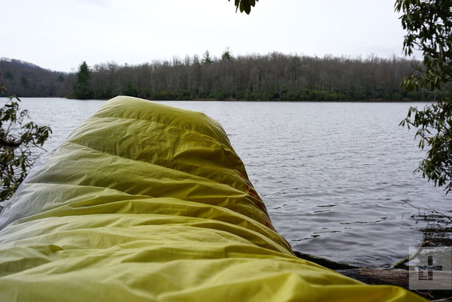 therm a rest parsec 20 hands on review 5