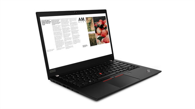 lenovo annouces new thinkpads with 10th gen cometlake thinkpad t490 4