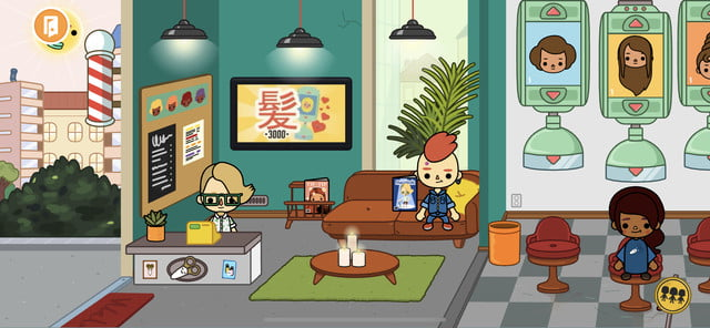 Toca Life World free kids game Android and iPhone