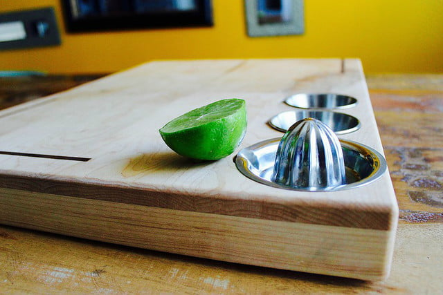 the ultimate cutting board launches on kickstarter 2