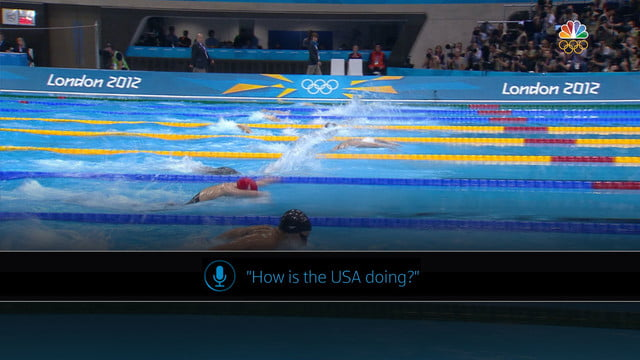 comcast x1 rio olympics 6000 hours internet streams broadcast voice remote  how is usa doing 3