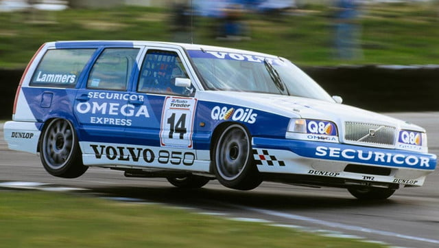 favorite station wagons from history volvo 850 sedan and wagon 1991 1996  9