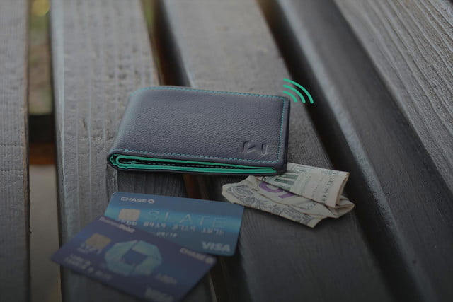 awesome tech you cant buy yet geizeer tiny1 walli  smart gps enabled wallet