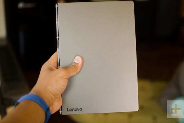 lenovo yoga book c930 closed
