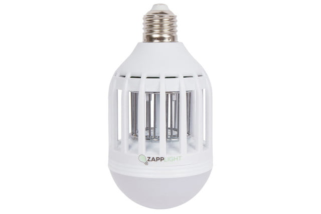 ZappLight Is an LED Bulb With a Bug Zapper | Digital Trends