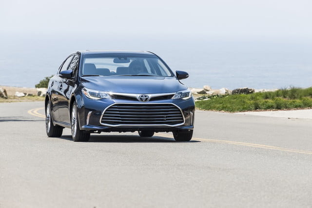 toyota avalon hibrido 2018 limited 07