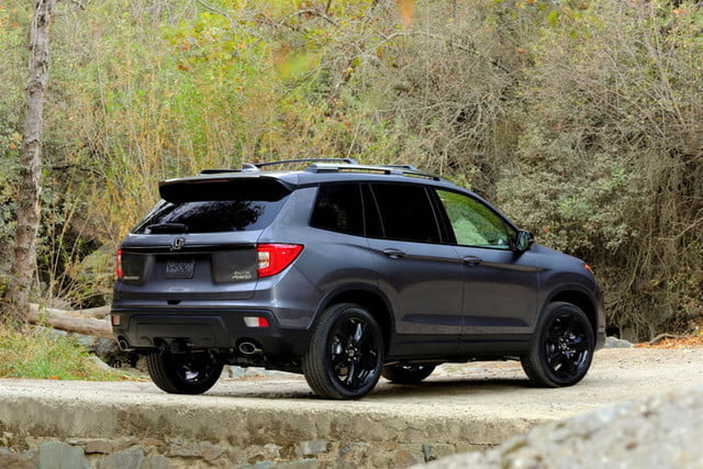 honda passport 2019 suv with accessory towing hitch reciever 700x467 c