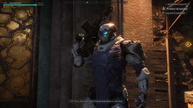 revision videojuego anthem bioware hands on preview 26