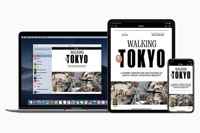 todo sobre Apple News Plus