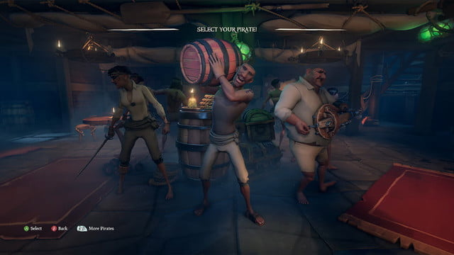 sea of thieves revision hands on preview 1254