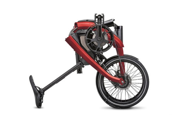 general motors bicicleta electrica ariv the merge folds easily allowing customers to conveniently 700x467 c