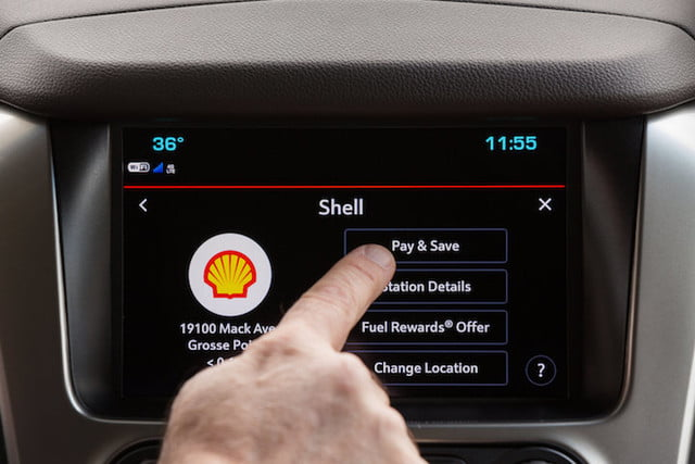 chevy shell pago save pay this new feature allows drivers of eligible chevrolet vehicles to and when they fuel up at particip