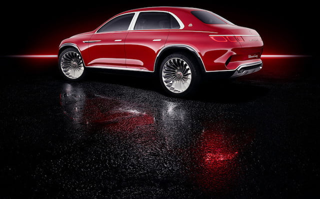 presentan vision mercedes maybach ultimate luxury ext 7