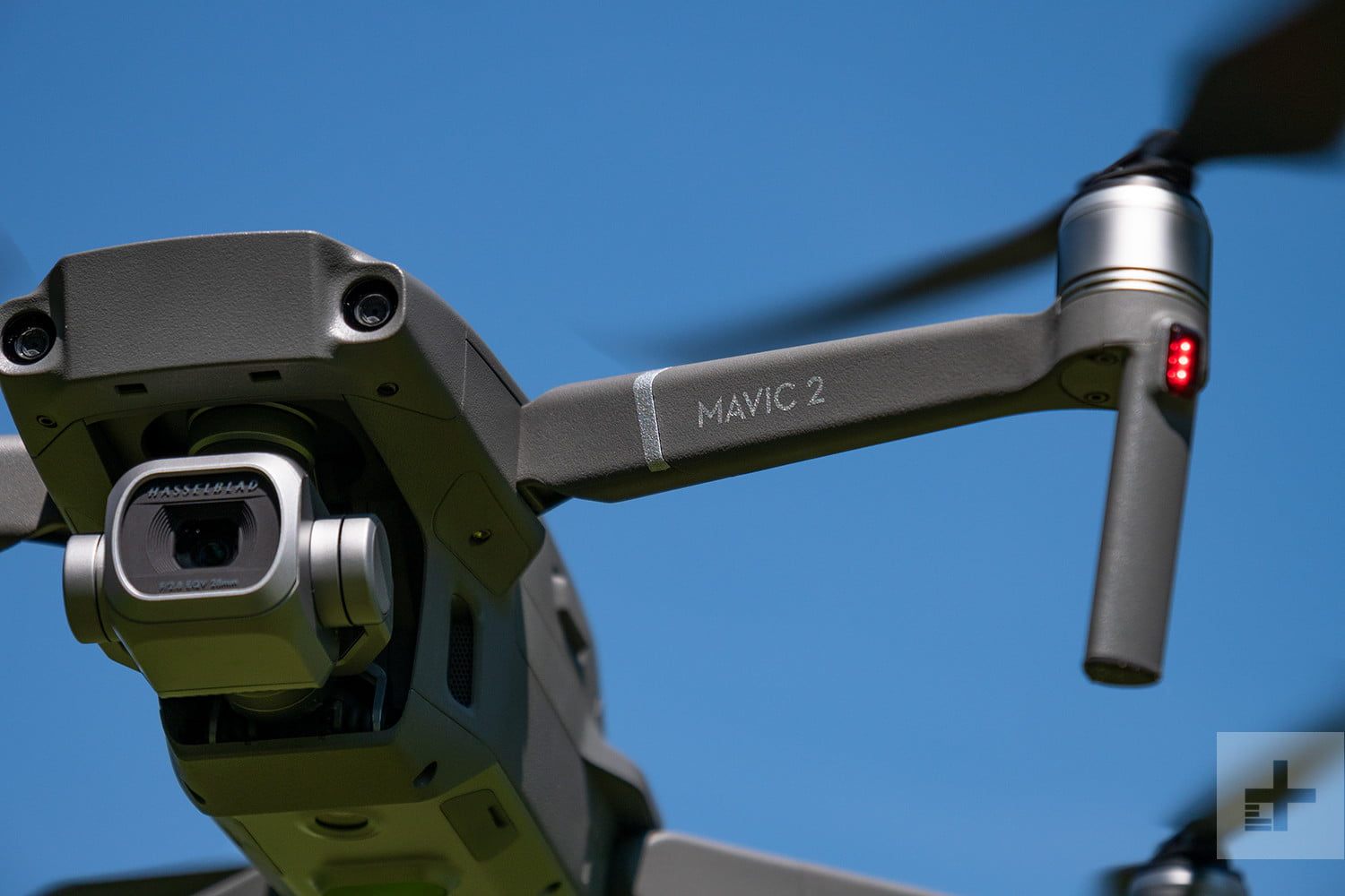b31964856ee Last but not least, the Mavic 2 boasts one of two new cameras. The Mavic 2  Pro carries an integrated Hasselblad camera with a 1-inch CMOS sensor and  ...