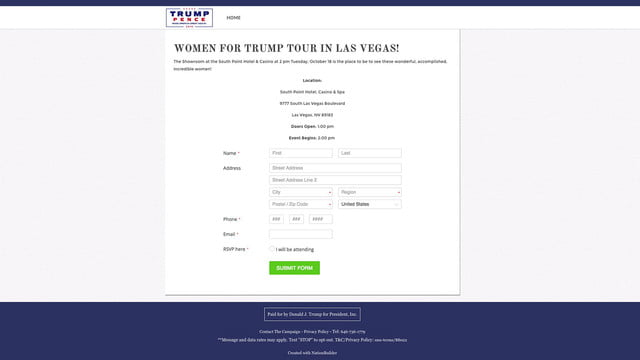 the political software used by trump and brexit campaign donaldtrump nationbuilder 0010