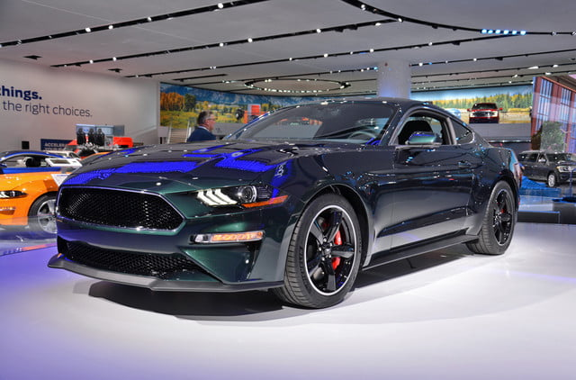 2019 Ford Mustang Bullitt | News, Performance, Specs, Pictures | Digital Trends