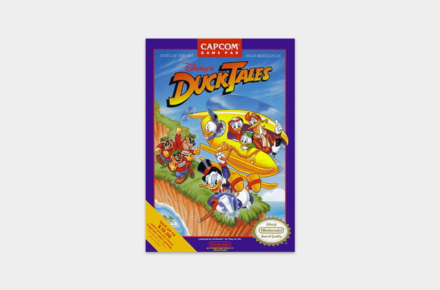 best nes games ever ducktales cover