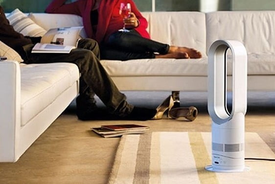 best energy efficient space heaters dyson