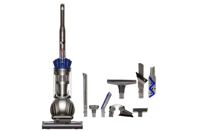 amazon dyson vacuum and air purifier easter week sales ball  formerly dc65 allergy complete upright with 7 tools 750x500