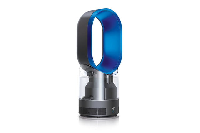 dysons new humidifier uses uv light fight spread bacteria dyson front right black