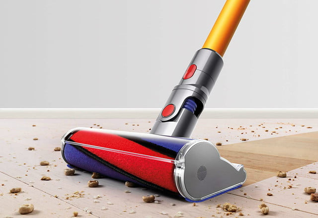 dyson vacuum cleaner deals on amazon v8 absolute cordless stick yellow
