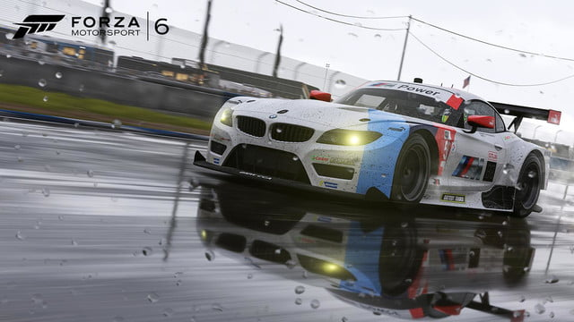 forza 6 ups sim factor on xbox one