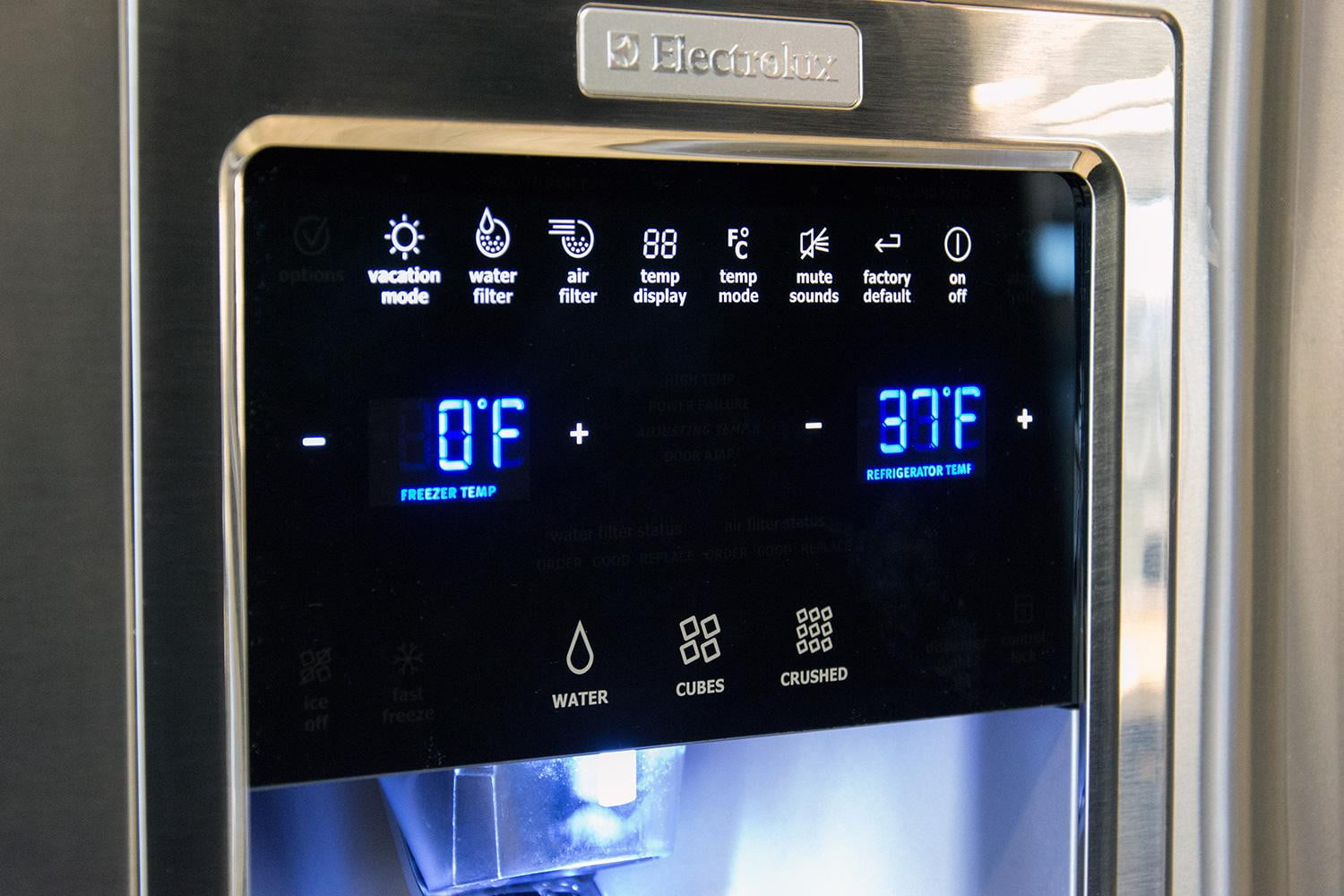 Electrolux Ew23bc85ks Review French Door Refrigerator