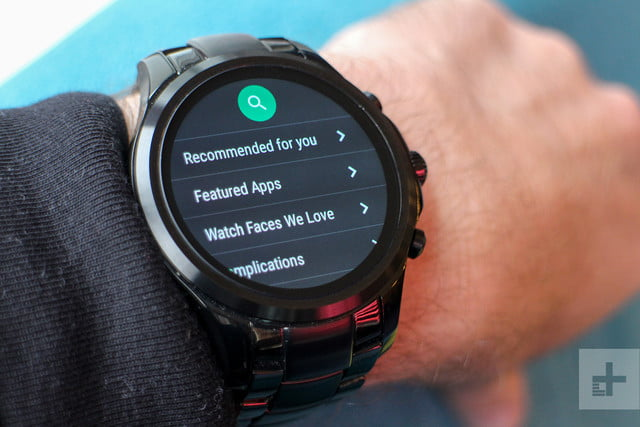 Emporio Armani EA Connected Smartwatch review recommended