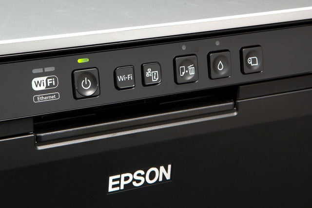 Epson R2000 buttons