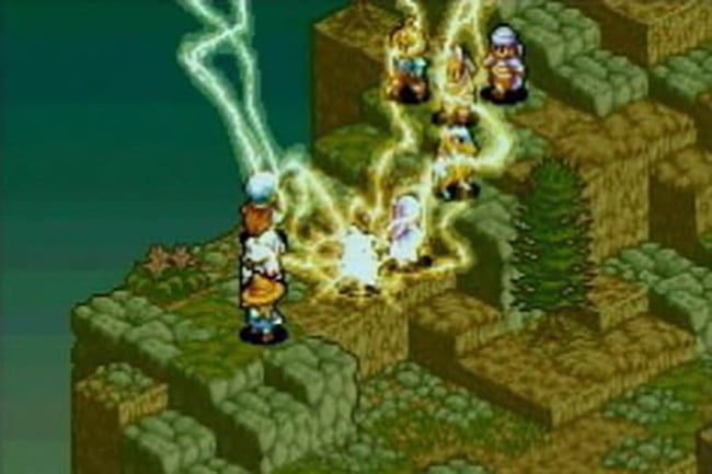 best gba games fft