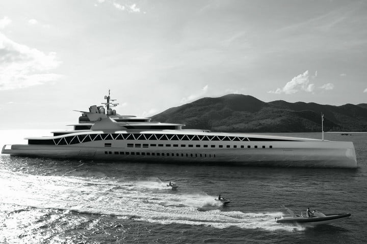 luxury yachts the worlds best super fincantieri fortissimo starboard