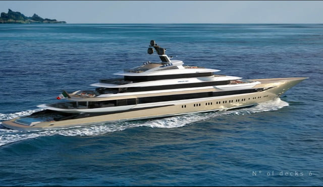 luxury yachts the worlds best super fincantieri private bay 02