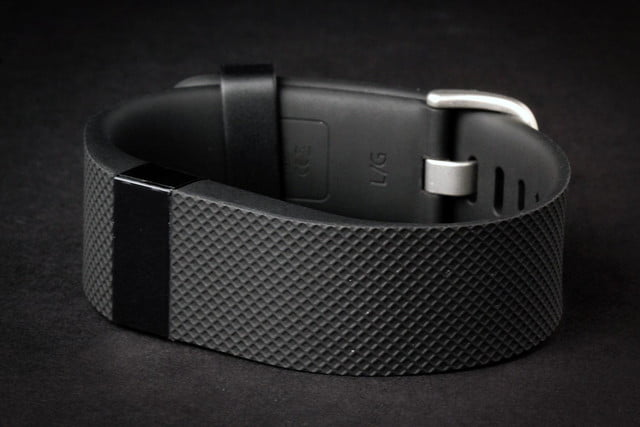 FitBit Charge HR back