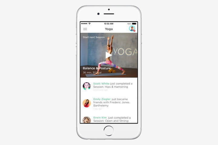 best health and fitness apps for iphone fitstar yoga