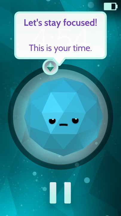mindful powers app attack focus time