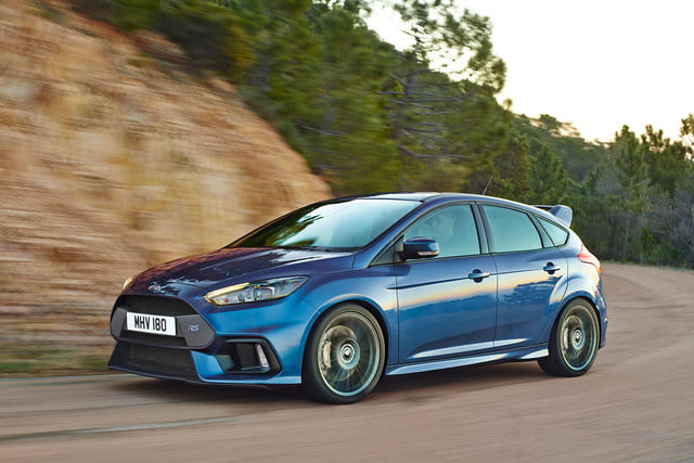 ford focus rs pricing performance specs news 03