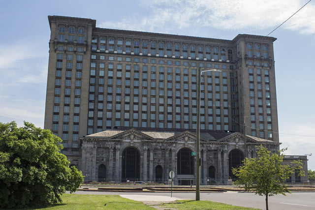 Ford Michigan Central Station