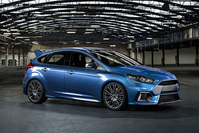 ford focus rs pricing performance specs news fordfocusrs 05