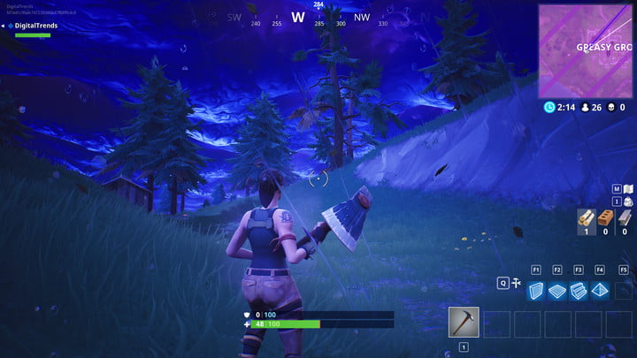 fortnite pc performance effects high