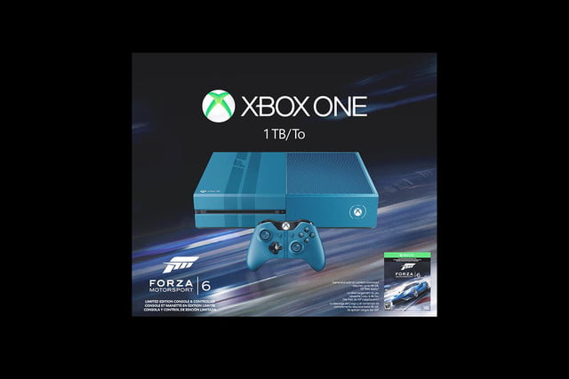 forza xbox one bundle motorsport 6 limited edition console fob