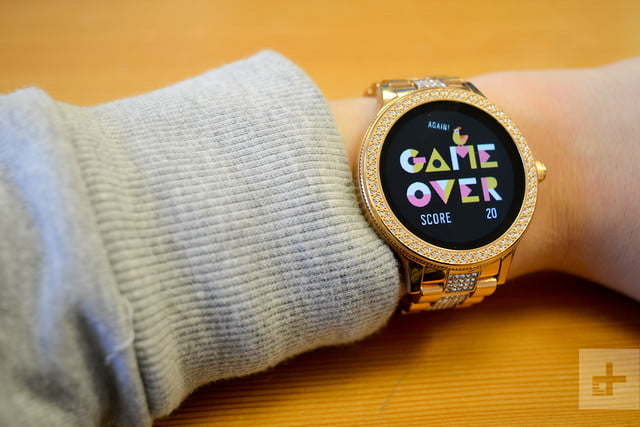 Fossil Q Venture review game over face