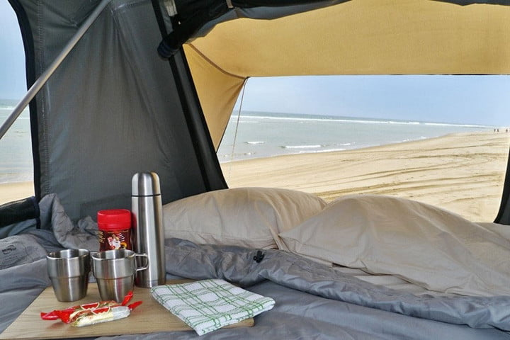 7 Best Rooftop Tents For Glamping With Your Truck Or Car