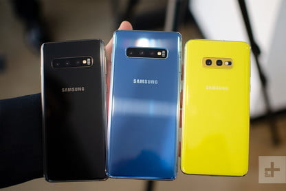 Samsung Galaxy S10 Vs  S10 Plus Vs  S10e Vs  S10 5G