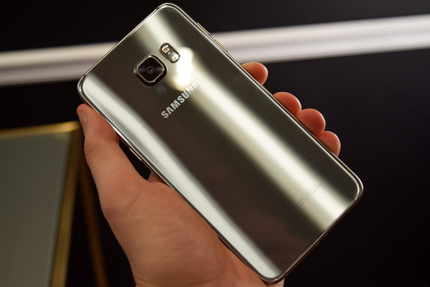 0b9754fae Everything you need to know about the Samsung Galaxy S6 Edge Plus