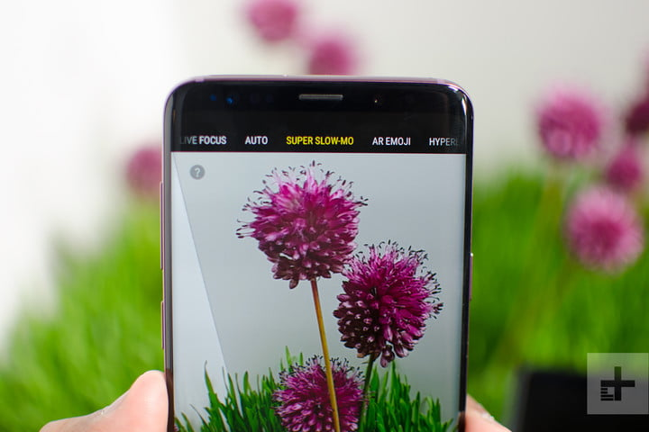 galaxy s9 hands-on review photo slow-mo