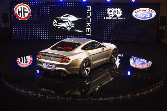 galpin auto sports unveils first production rocket mustang galpinrocket exterior 15
