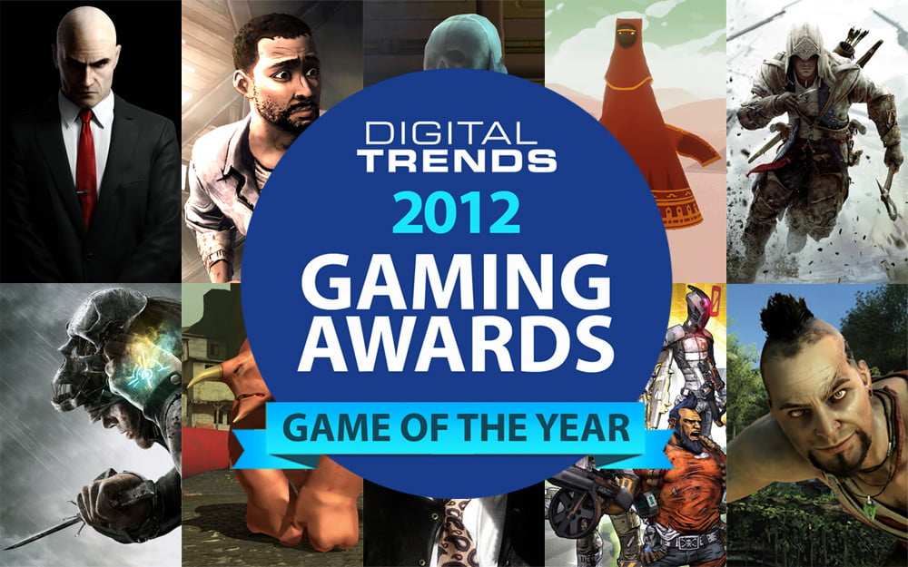 The best games of 2012 | GamesRadar+
