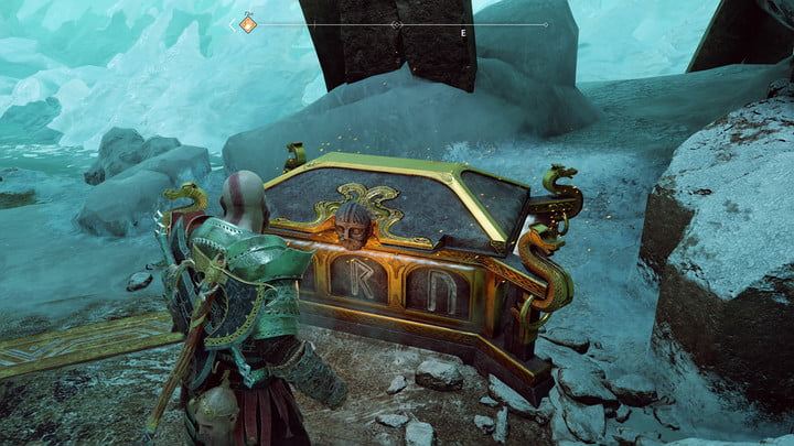 god of war nornir chests collectibles guide 20 helheim dock