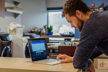 What's Weirder: A Chrome OS tablet or an Android laptop